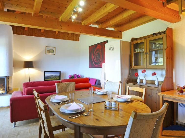 Location vacances Gruyères -  Appartement - 6 personnes -  - Photo N° 1