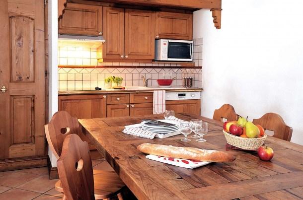 Location vacances Chamonix-Mont-Blanc -  Appartement - 3 personnes - Télévision - Photo N° 1