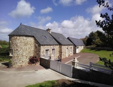 Location vacances Virandeville -  Maison - 5 personnes - Barbecue - Photo N° 1