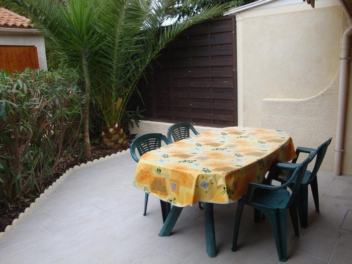 Terrasse remplacement des dalles gravillonnées par