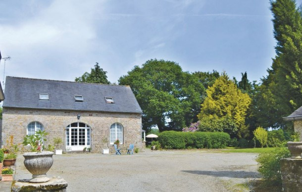 Location vacances Gouesnach -  Maison - 4 personnes - Barbecue - Photo N° 1