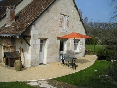 Location vacances Cangey -  Gite - 2 personnes - Barbecue - Photo N° 1