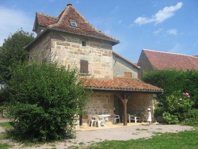 location gîte à la ferme - Saint-Jean-Lagineste