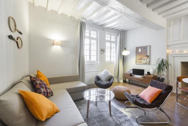Location vacances Rennes -  Appartement - 2 personnes - Lave-linge - Photo N° 1