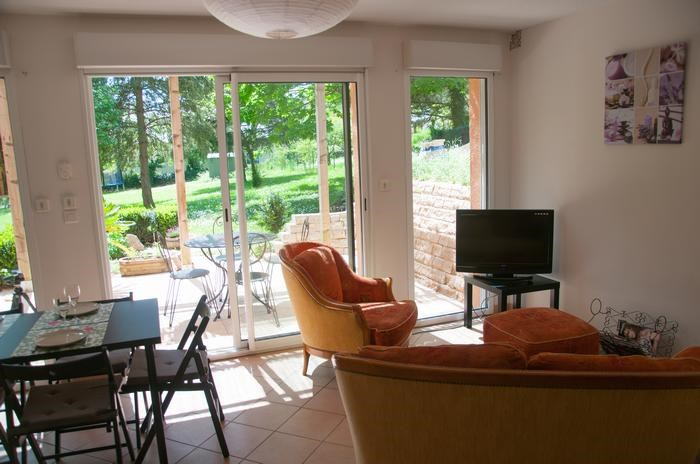 Holiday rentals Rodez - Apartment - 6 persons - BBQ - Photo N° 1