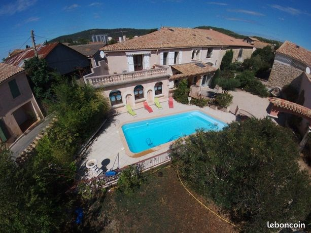 Location vacances Argeliers -  Maison - 10 personnes - Barbecue - Photo N° 1