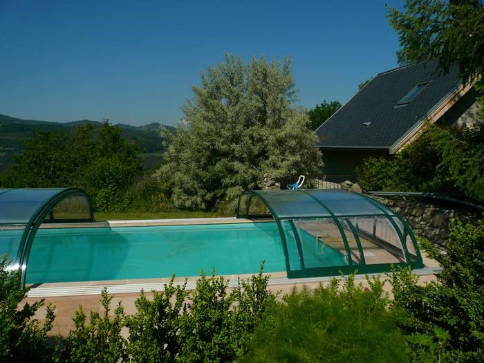 Holiday rentals La Salle-en-Beaumont - House - 4 persons - BBQ - Photo N° 1