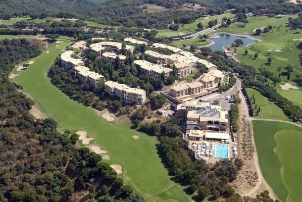 Location vacances Castell-Platja d'Aro -  Appartement - 4 personnes - Jeux d'extérieurs - Photo N° 1