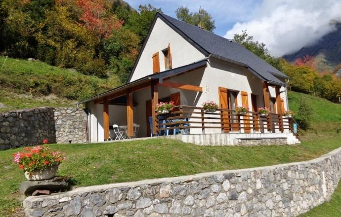 Location vacances Aragnouet -  Maison - 9 personnes - Barbecue - Photo N° 1
