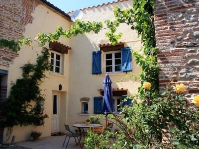 Holiday rentals Argelès-sur-mer - Cottage - 8 persons - BBQ - Photo N° 1