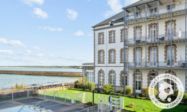 Location vacances Le Croisic -  Appartement - 4 personnes - Télévision - Photo N° 1