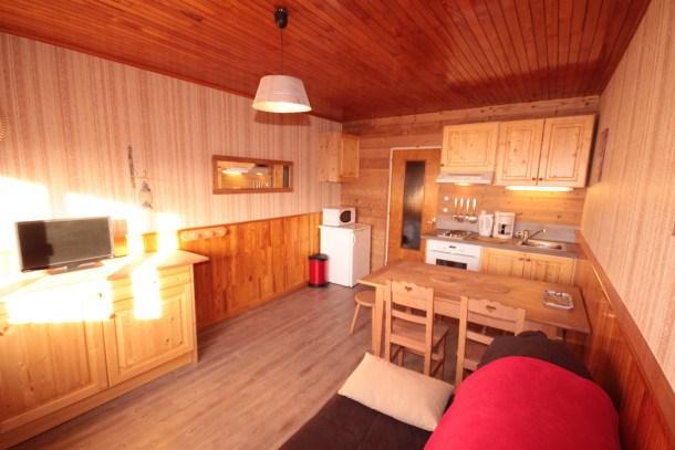 Location vacances Hauteluce -  Appartement - 3 personnes - Télévision - Photo N° 1