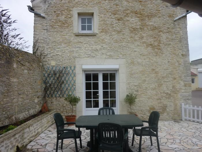 Holiday rentals Asnelles - House - 6 persons - BBQ - Photo N° 1