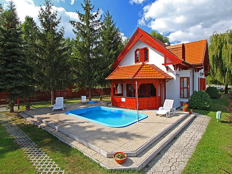 Maison pour 5 personnes à Balatonbereny