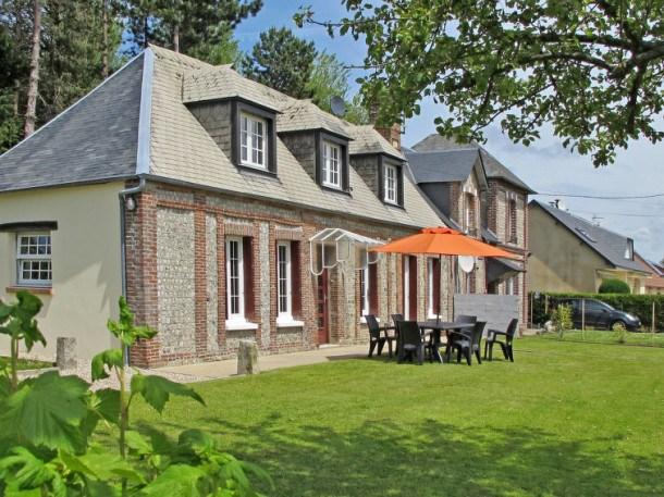 Location vacances Sassetot-le-Mauconduit -  Maison - 5 personnes - Télévision - Photo N° 1
