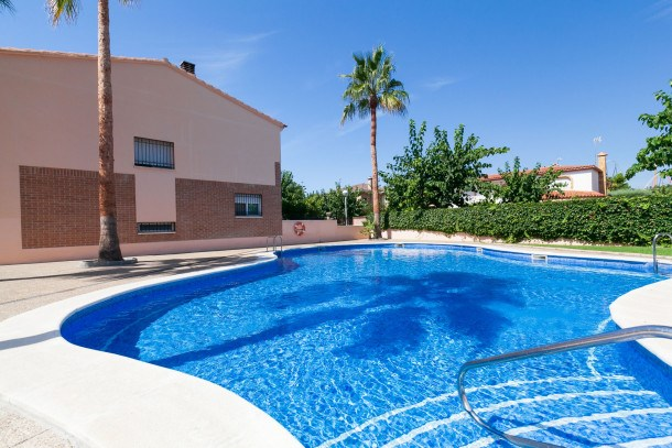 Location vacances Salou -  Maison - 7 personnes - Barbecue - Photo N° 1