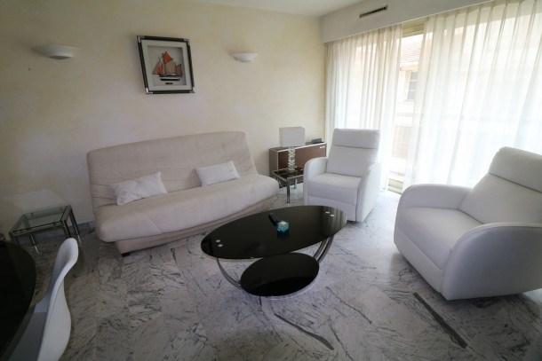 Location vacances Cannes -  Appartement - 6 personnes - Télévision - Photo N° 1