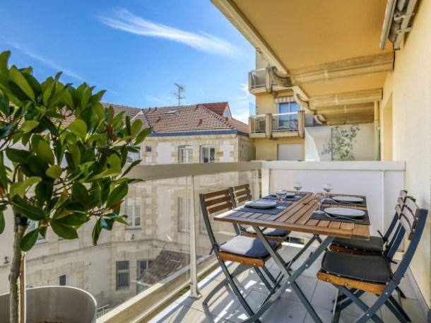Location vacances Arcachon -  Appartement - 4 personnes - Télévision - Photo N° 1