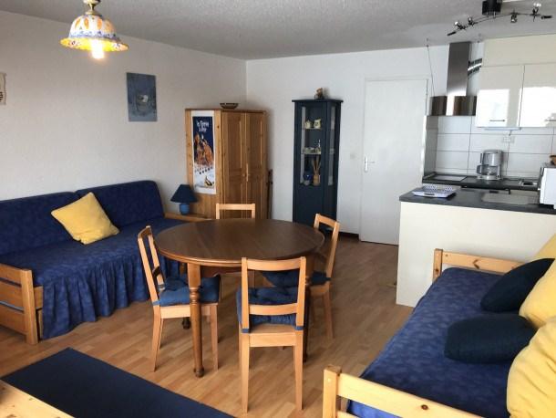 Location vacances Montgenèvre -  Appartement - 5 personnes - Télévision - Photo N° 1