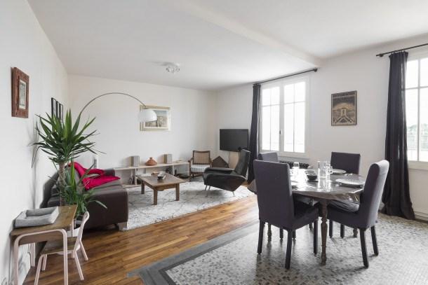 Location vacances Rennes -  Appartement - 4 personnes - Chaîne Hifi - Photo N° 1