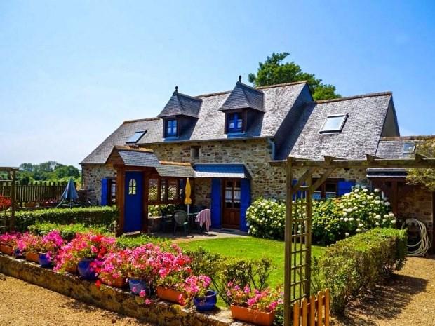 Location vacances Lézardrieux -  Gite - 4 personnes - Barbecue - Photo N° 1