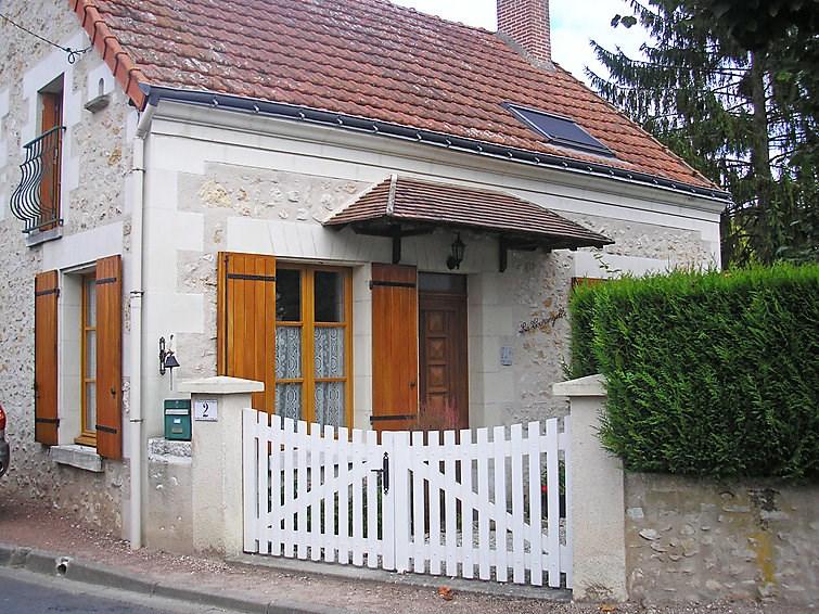 Location vacances Luzillé -  Maison - 6 personnes -  - Photo N° 1