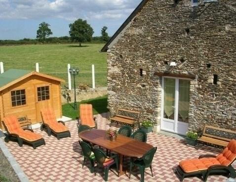 Location vacances Cerisy-la-Forêt -  Maison - 7 personnes - Barbecue - Photo N° 1