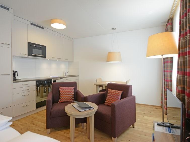 Apartment in breil brigels for 2 people 25m2 91010798 seloger vacances - Amenagement studio 25m2 ...