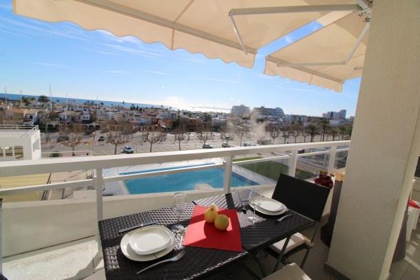 Location vacances Castelló d'Empúries -  Appartement - 4 personnes - Billard - Photo N° 1