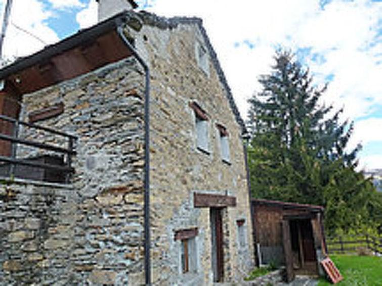 Maison pour 4 personnes à Acquarossa