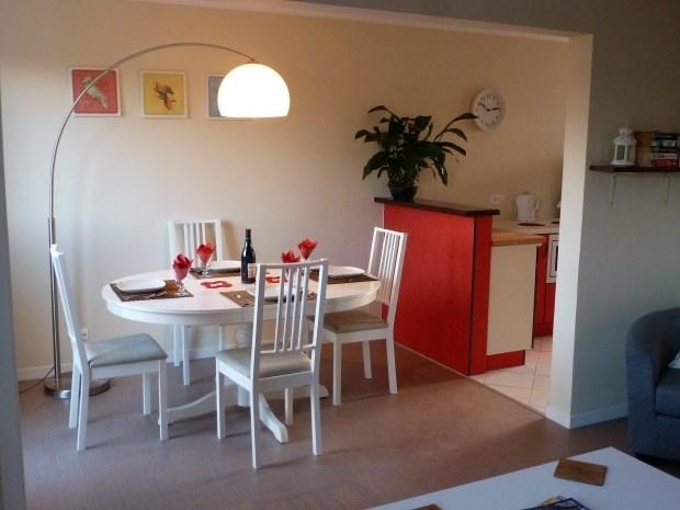 Agon Coutainville.  Appartement avec vue de la mer, 2 minutes à pied au restaurant et 5 minutes à pied au commerces -...