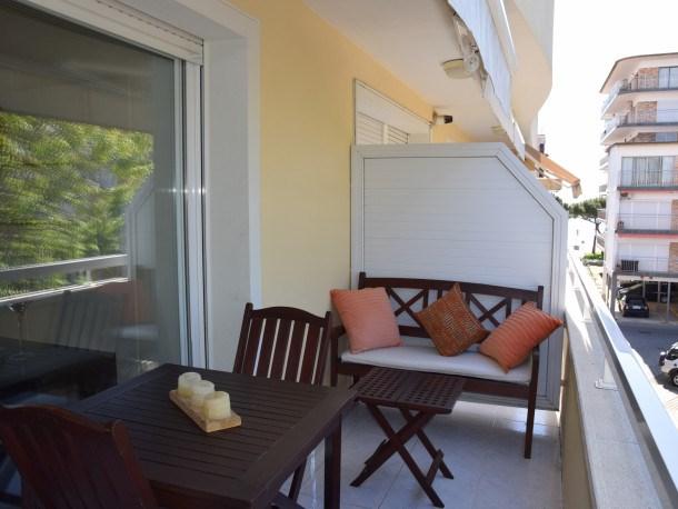 Location vacances Castell-Platja d'Aro -  Appartement - 4 personnes - Télévision - Photo N° 1