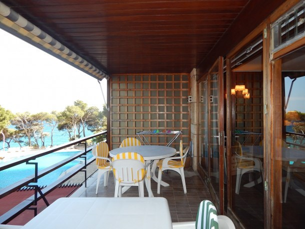 Location vacances Calonge -  Appartement - 4 personnes - Barbecue - Photo N° 1