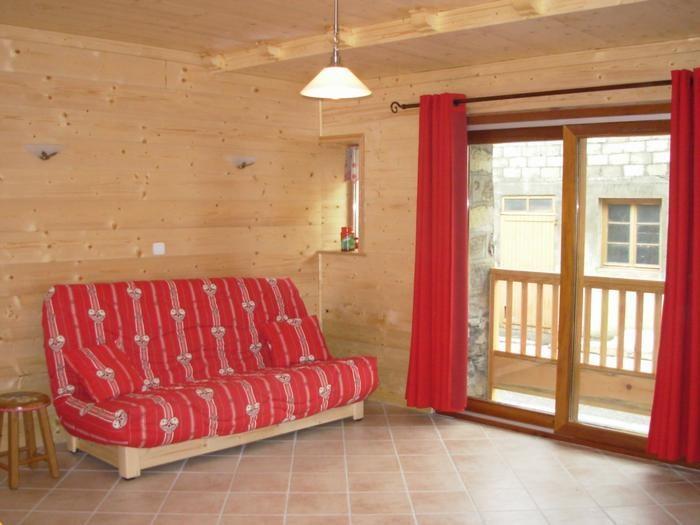 Appartement pour 8 pers. avec parking privé, Lanslebourg-Mont-Cenis