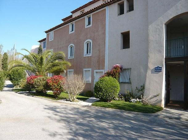 Location vacances Grimaud -  Appartement - 4 personnes - Lecteur DVD - Photo N° 1
