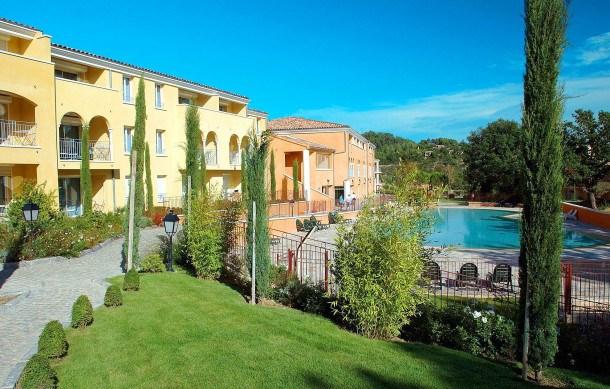 Location vacances Gréoux-les-Bains -  Appartement - 4 personnes - Table de ping-pong - Photo N° 1