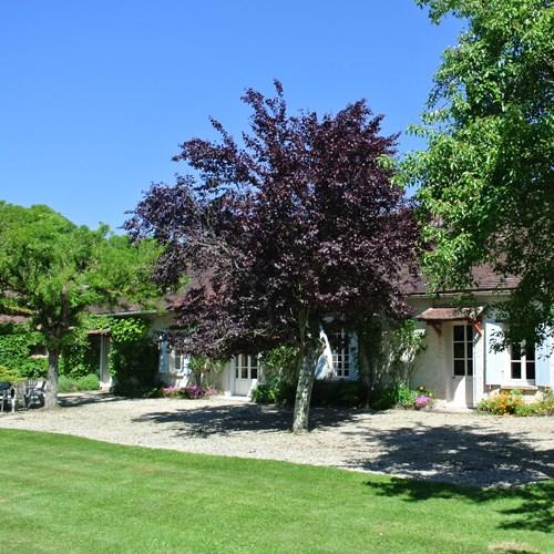 Location vacances Champignelles -  Gite - 7 personnes - Barbecue - Photo N° 1