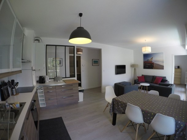 Location vacances La Baule-Escoublac -  Appartement - 6 personnes - Télévision - Photo N° 1