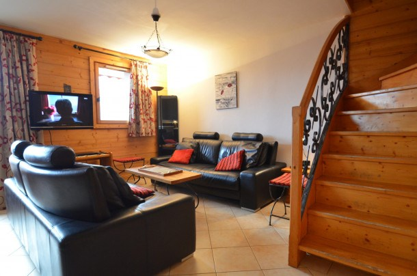 Location vacances Saint-Martin-de-Belleville -  Appartement - 10 personnes - Télévision - Photo N° 1