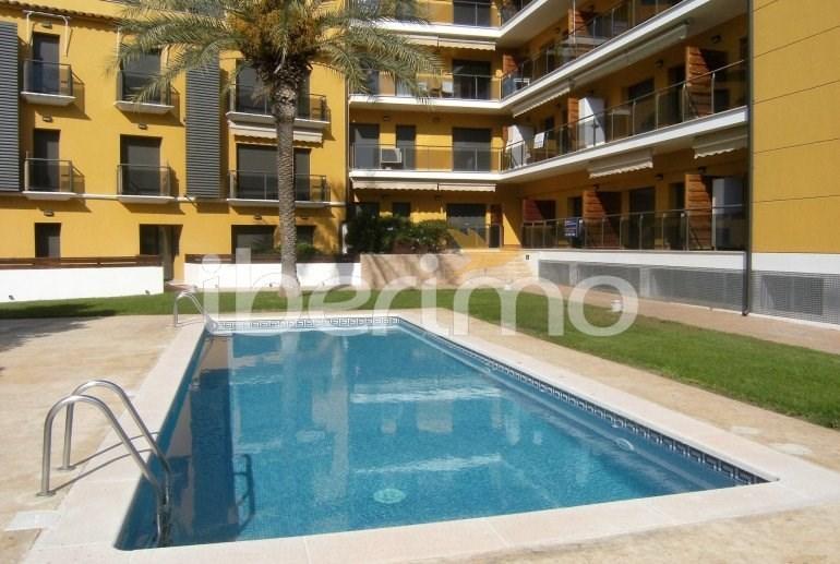 Appartement avec piscine à L'Estartit pour 6 personnes - 3 chambres