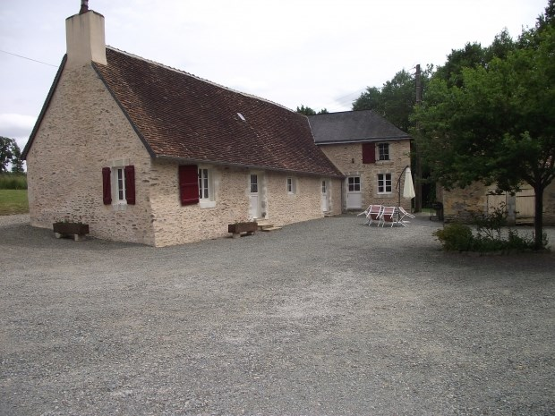Holiday rentals Rouez - Cottage - 8 persons - BBQ - Photo N° 1