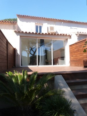 Location vacances Gassin -  Appartement - 6 personnes - Climatisation - Photo N° 1