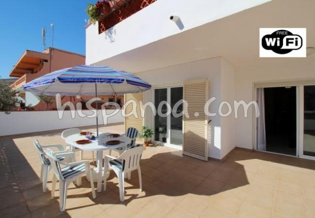 Location vacances Castelló d'Empúries -  Appartement - 5 personnes - Salon de jardin - Photo N° 1