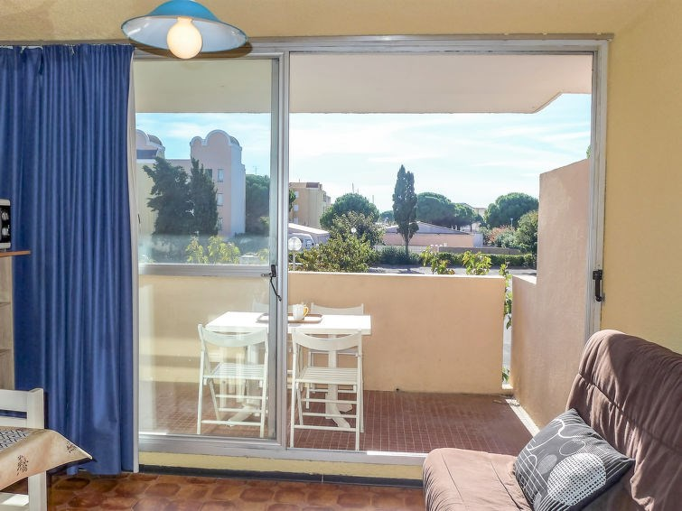 Location vacances Gruissan -  Appartement - 4 personnes -  - Photo N° 1
