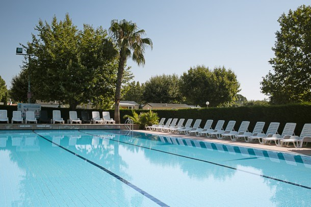 Camping Plage d'Argens - MH 2ch 4pers Clim + Terrasse