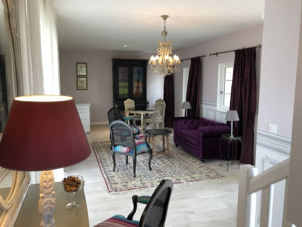 Cottage Jardin Duplex of 70 m² for 2 people – 1 bedroom – 2 bathrooms –
