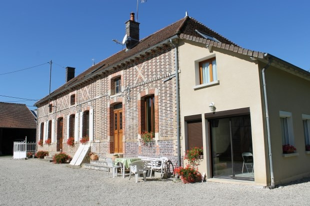 Holiday rentals Laines-aux-Bois - Cottage - 4 persons - BBQ - Photo N° 1