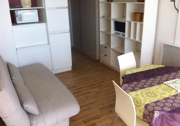 Appartement Carnon (Hérault) pour 3 personnes.
