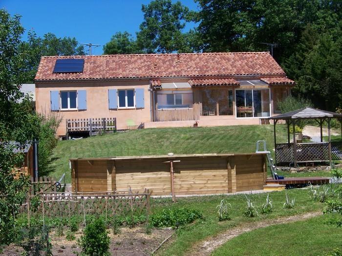 Holiday rentals Labécède-Lauragais - House - 14 persons - BBQ - Photo N° 1