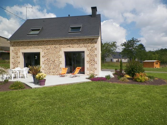 Holiday rentals Le Mesnil-Ozenne - House - 4 persons - BBQ - Photo N° 1